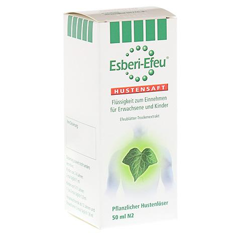 Esberi-Efeu Hustensaft 50 Milliliter N2