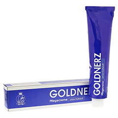 GOLDNERZ Pflegecreme ohne Duftstoff 250 Gramm