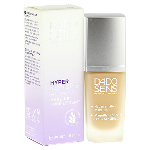 DADO Hypersensitives Make-up hazel 02w 30 Milliliter