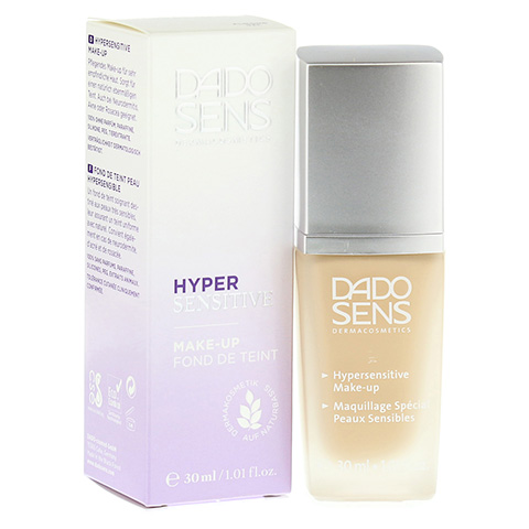 DADO Hypersensitives Make-up almond 02k 30 Milliliter