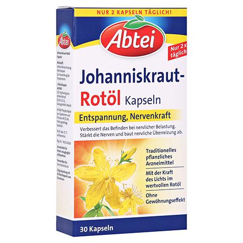 Abtei Johanniskraut Rotöl Kapseln 30 Stück