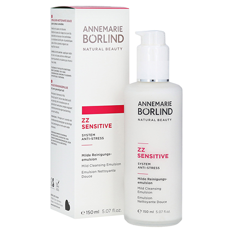 BÖRLIND ZZ Sensitive Reinigungsemulsion mild 150 Milliliter