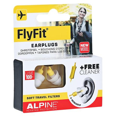 ALPINE FLYFIT Ohrstöpsel 2 Stück