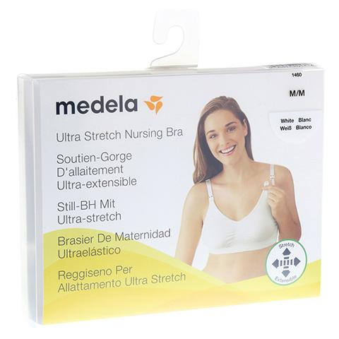MEDELA Schwangerschafts- u.Still-BH M weiß 1 Stück