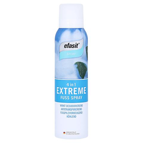 EFASIT SPORT 4in1 extreme Fuß Spray 150 Milliliter