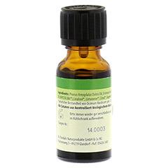MYCEA Nagelpflegeöl 20 Milliliter - Rückseite