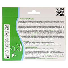 ANGEL VAC für Vorwerk Nasensauger Staubsauger 1 Stück - Rückseite