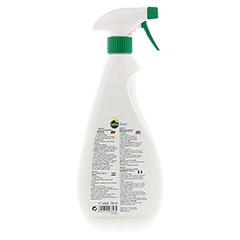 URIN FREI Geruchs- und Fleckenentferner 750 Milliliter - Rückseite