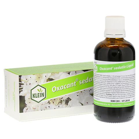 OXACANT sedativ Liquid 100 Milliliter