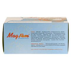 MAGFEM Filmtabletten 240 Stück - Unterseite