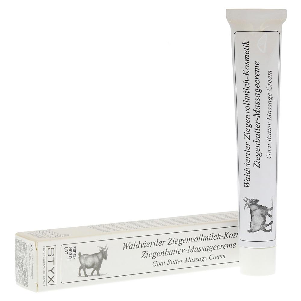 WALDVIERTLER Ziegenbutter Massagecreme 50 Gramm