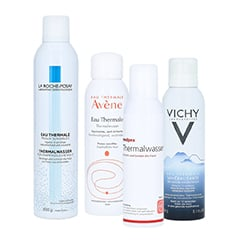 Hautpflege mit Thermalwasser Themenshop