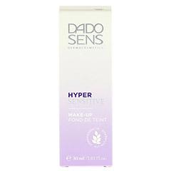 DADO Hypersensitives Make-up hazel 02w 30 Milliliter - Vorderseite