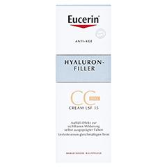 EUCERIN Anti-Age HYALURON-FILLER CC Cream hell 50 Milliliter - Vorderseite