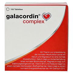 GALACORDIN complex Tabletten 100 Stück - Vorderseite