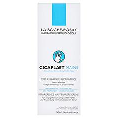 ROCHE-POSAY Cicaplast Handcreme 50 Milliliter - Vorderseite