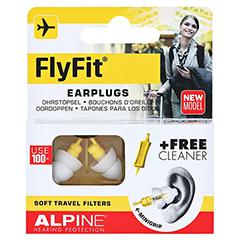 ALPINE FLYFIT Ohrstöpsel 2 Stück - Vorderseite