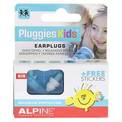 ALPINE PLUGGIES Kids Ohrstöpsel 2 Stück - Vorderseite