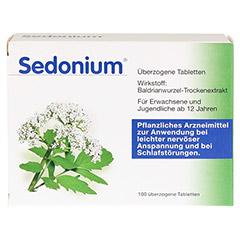 Sedonium 100 Stück - Vorderseite
