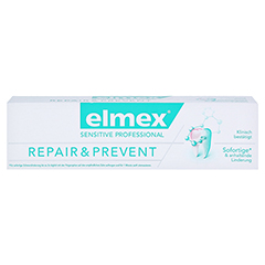 ELMEX SENSITIVE PROFESSIONAL Repair & Prevent 75 Milliliter - Vorderseite