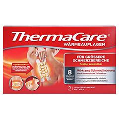 THERMACARE für größere Schmerzbereiche 2 Stück - Vorderseite