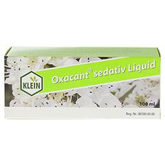 OXACANT sedativ Liquid 100 Milliliter - Vorderseite
