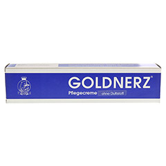 GOLDNERZ Pflegecreme ohne Duftstoff 250 Gramm - Vorderseite