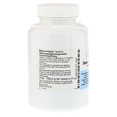 BASIS ENZYM Tabletten 360 Stück - Linke Seite