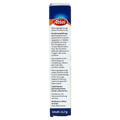 ABTEI Vitamin D3 (Forte Wochendepot) 12 Stück - Linke Seite