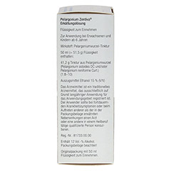 PELARGONIUM Zentiva Erkältungslösung 50 Milliliter N2 - Linke Seite
