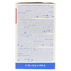 KABI Glutamine Pulver 30x20 Gramm - Linke Seite