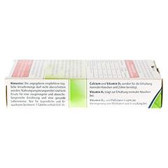 KNEIPP Knochenmineral Calcium Tabletten 30 Stück - Linke Seite