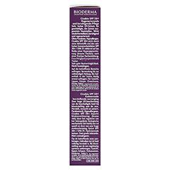 BIODERMA Cicabio Wundpflegecreme SPF 50+ 30 Milliliter - Rechte Seite