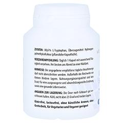 L-TRYPTOPHAN 500 mg Kapseln 90 Stück - Rechte Seite
