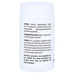 MENACHINON Vitamin K2 100 µg Kapseln 60 Stück - Rechte Seite