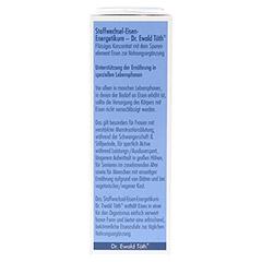 STOFFWECHSEL EISEN-Energetikum Dr.Töth 100 Milliliter - Rechte Seite