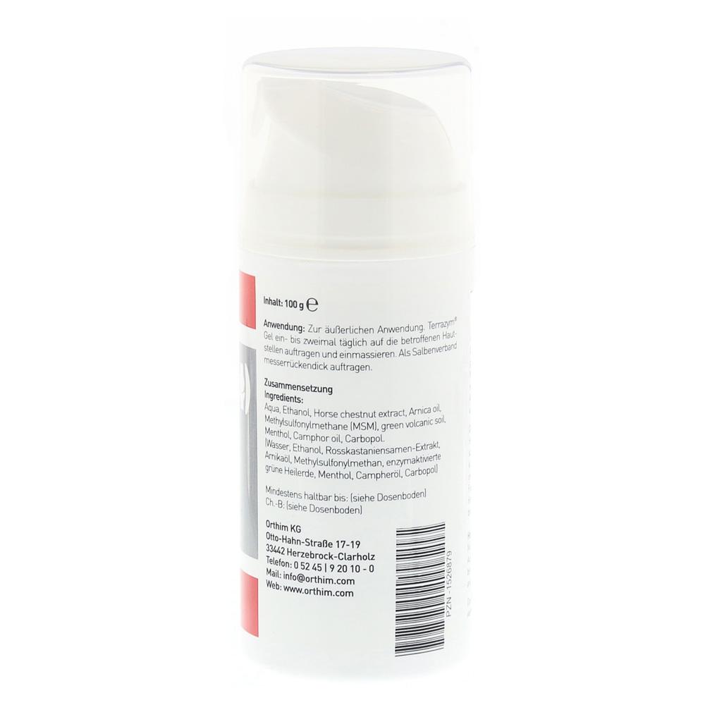 allzweckwaffe gegen schmerzen versoannungen insektenstiche terrazym gel 100 gramm erfahrung. Black Bedroom Furniture Sets. Home Design Ideas