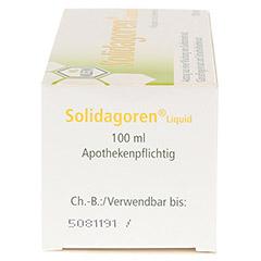 Solidagoren Liquid 100 Milliliter N3 - Rechte Seite