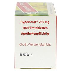 Hyperforat 250mg 100 Stück N3 - Rechte Seite
