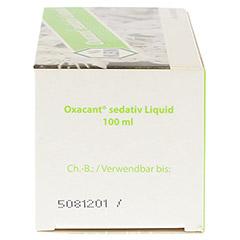 OXACANT sedativ Liquid 100 Milliliter - Rechte Seite