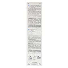 BÖRLIND AquaNature Hyaluron Feuchtigkeitsserum 50 Milliliter - Rückseite