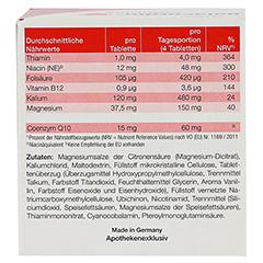 GALACORDIN complex Tabletten 100 Stück - Rückseite