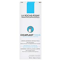 ROCHE-POSAY Cicaplast Handcreme 50 Milliliter - Rückseite