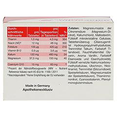 GALACORDIN complex Tabletten 50 Stück - Rückseite
