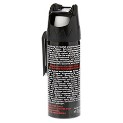 BALLISTOL Anti-Hund-Abwehrspray vet. 50 Milliliter - Rückseite