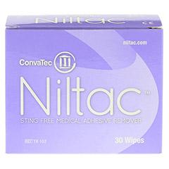 NILTAC Tücher 30 Stück - Rückseite
