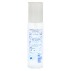 BIOMARIS Deodorant Spray 75 Milliliter - Rückseite