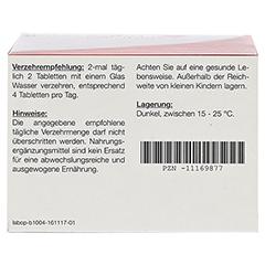GALACORDIN complex Tabletten 100 Stück - Unterseite