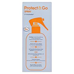 Hedrin Protect & Go Spray 120 Milliliter - Rückseite