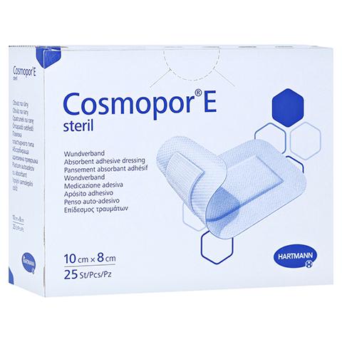 COSMOPOR E steril 8x10 cm 25 Stück